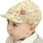 Tenworld Fashion Baby Boy Girl Kid Toddler Infant Hat Peaked Baseball Beret Cap Hot