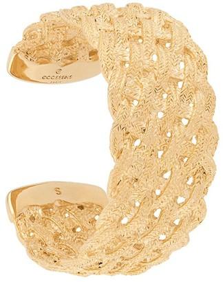 Goossens Babylone braided bracelet