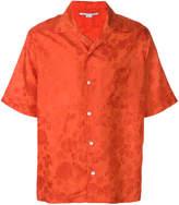 Stella McCartney short-sleeved floral shirt