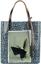Marni Ruth Van Beek shopper tote - women - Leather/PVC - One Size