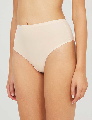 Chantelle Soft Stretch high-rise stretch-jersey thong