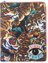Kenzo Flying Tiger Printed iPad Case