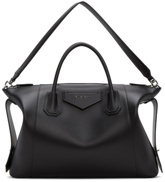 Givenchy Black Medium Soft Antigona Bag