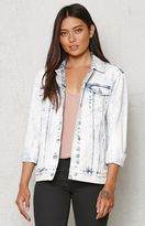PacSun Acid Wash Denim Trucker Jacket