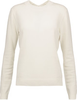 Opening Ceremony Cutout cotton sweater