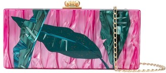 Edie Parker Medium Slim clutch bag