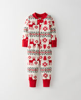 Hanna Andersson Night Night Baby Sleepers In Pure Organic Cotton