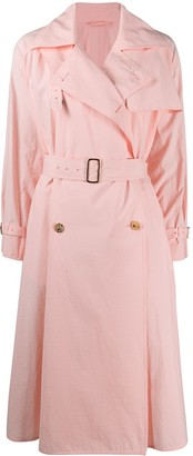 Max Mara Falster belted trench coat
