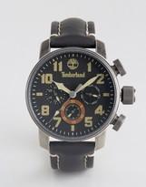 Timberland Mascoma Watch In Black