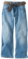Lee Boys 8-20 Relaxed Bootcut Jeans