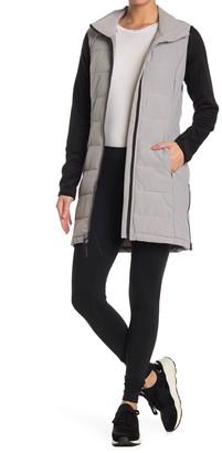 Andrew Marc Walker Length Puffer Jacket