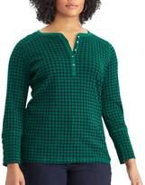 Chaps Plus Size Knit Top