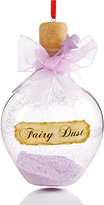 Holiday Lane Glass Fairy Dust Ornament