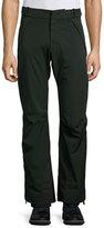 Moncler Nylon Ski Pants, Black