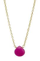 Design History Watermelon Gemdrop Necklace