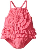 Mud Pie Ruffle Swimsuit Girl's Swimsuits One Piece