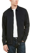 Vince Overshirt Jacket.