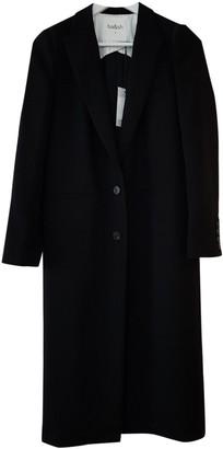 BA&SH Fall Winter 2019 Black Wool Coats