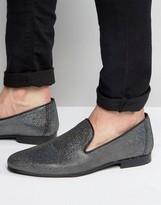 Walk London Mayfair Sparkle Dress Loafers