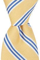 "Class Club Gold Label 50"" Striped Silk Tie"