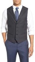 Nordstrom Men's Plaid Wool Vest