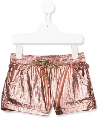 Little Marc Jacobs Drawstring Fitted Shorts