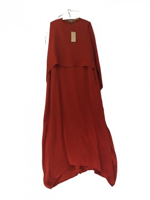 Stella McCartney Red Viscose Dresses