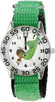 Disney Kids' W002213 Spot and Arlo Analog Display Analog Quartz Green Watch