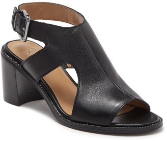 Franco Sarto Hermosa Block Heel Sandal