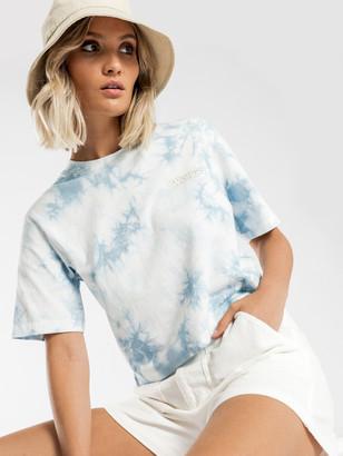 Wrangler Sky High T-Shirt in Blue