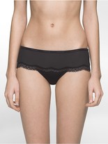 Calvin Klein Sheer Marquisette Lace Hipster