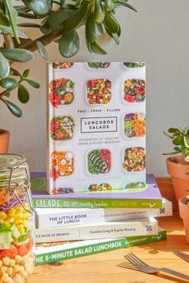 Urban Outfitters Lunchbox Salads: Recipes to Brighten Up Lunchtime and Fill You Up By Naomi Twigden and Anna Pinder - Assorted ALL at