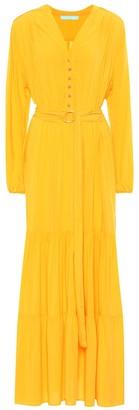 Melissa Odabash Sonja twill dress