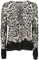 Roberto Cavalli Leopard Pattern Jumper
