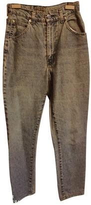 Gianfranco Ferre Blue Denim - Jeans Trousers for Women