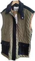 Ganni Fall Winter 2019 Khaki Polyester Jackets