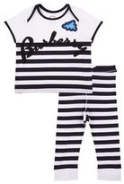 Burberry Striped Cloud Patch Set