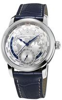 Frederique Constant Manufacture Worldtimer Watch