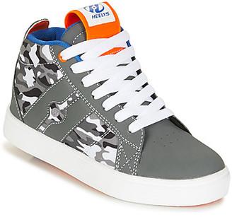 Heelys RACER MID boys's Roller shoes in Grey