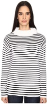 ATM Anthony Thomas Melillo Roll Neck Cozy Sweater Women's Sweater