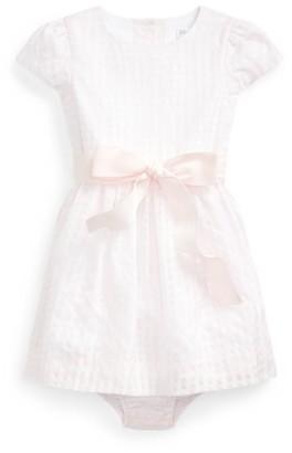 Ralph Lauren Gingham Dress & Bloomer