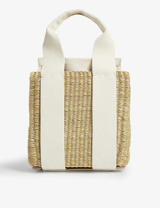 Muun Mini straw backpack