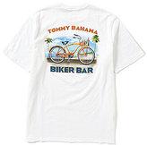 Tommy Bahama Short-Sleeve Biker Bar Graphic Tee
