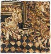 Balmain baroque effect scarf