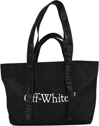 Off-White Off White Small Commercial Tote Bag