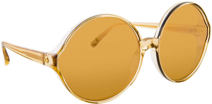 3870a214b6 Linda Farrow Eyewear - ShopStyle