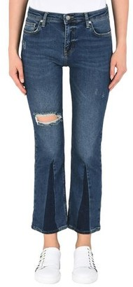 Free People Denim pants