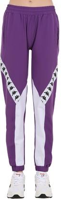 Kappa Banda Banskey Logo Nylon Pants