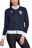Under Armour Women's UA Stars & Stripes Bomber Jacket