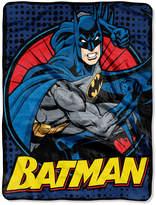 DC COMICS Batman Throw
